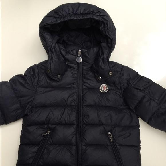 a1f272281 Moncler blue coat 2T